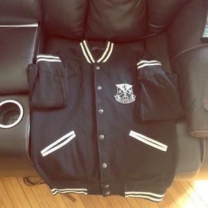 Men's Ralph Lauren Varsity Jacket
